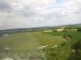 der Wächtersberg. Ansichten von oben