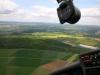 Anflug auf den Wächtersberg