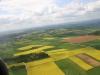 So schön gelb sieht die Landschaft nur im Mai aus