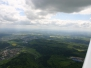 Flug über den Schwarzwald im Mai