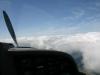 Wir fliegen jetzt ohne Motor