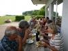Grillfest auf dem Wächtersberg