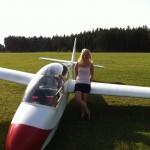 2011-08-21 Sarah Klos Freiflug 002