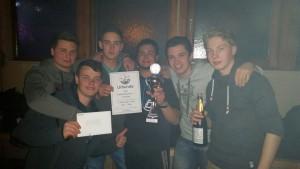vlnr: Jan, Bene, Patrick, Timo, Chris, Patrick