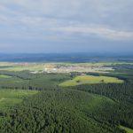 Flugplatz Neuhausen ob Eck nach Southside 2016