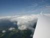 Über den Wolken ist die Freiheit grenzenlos