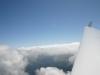 Wir genießen die Freiheit über den Wolken