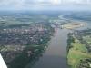 Lauenburg und die Elbe