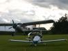 Samstag: größtes und kleinstes Flugzeug