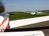 Flugzeuge ausräumen