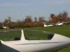 Es sind Holz und Kunststoff-Flieger im Einsatz