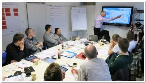Klaus Hinkel unterrichtet Navigation